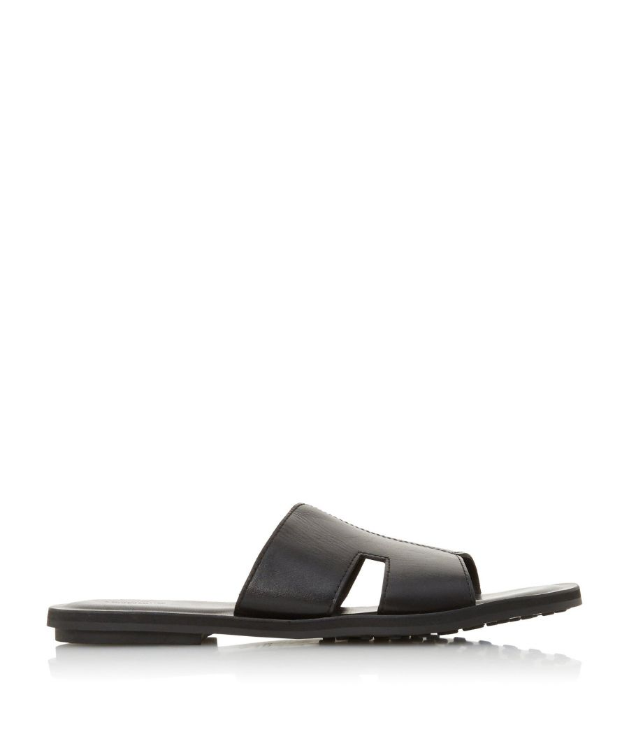 Image for Dune Mens INVOLVE Cut Out Strap Sandals