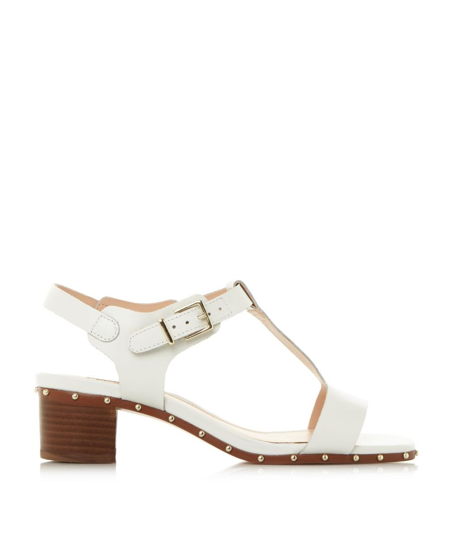 Image for Dune Ladies ISADORA Studded T-Bar Sandal