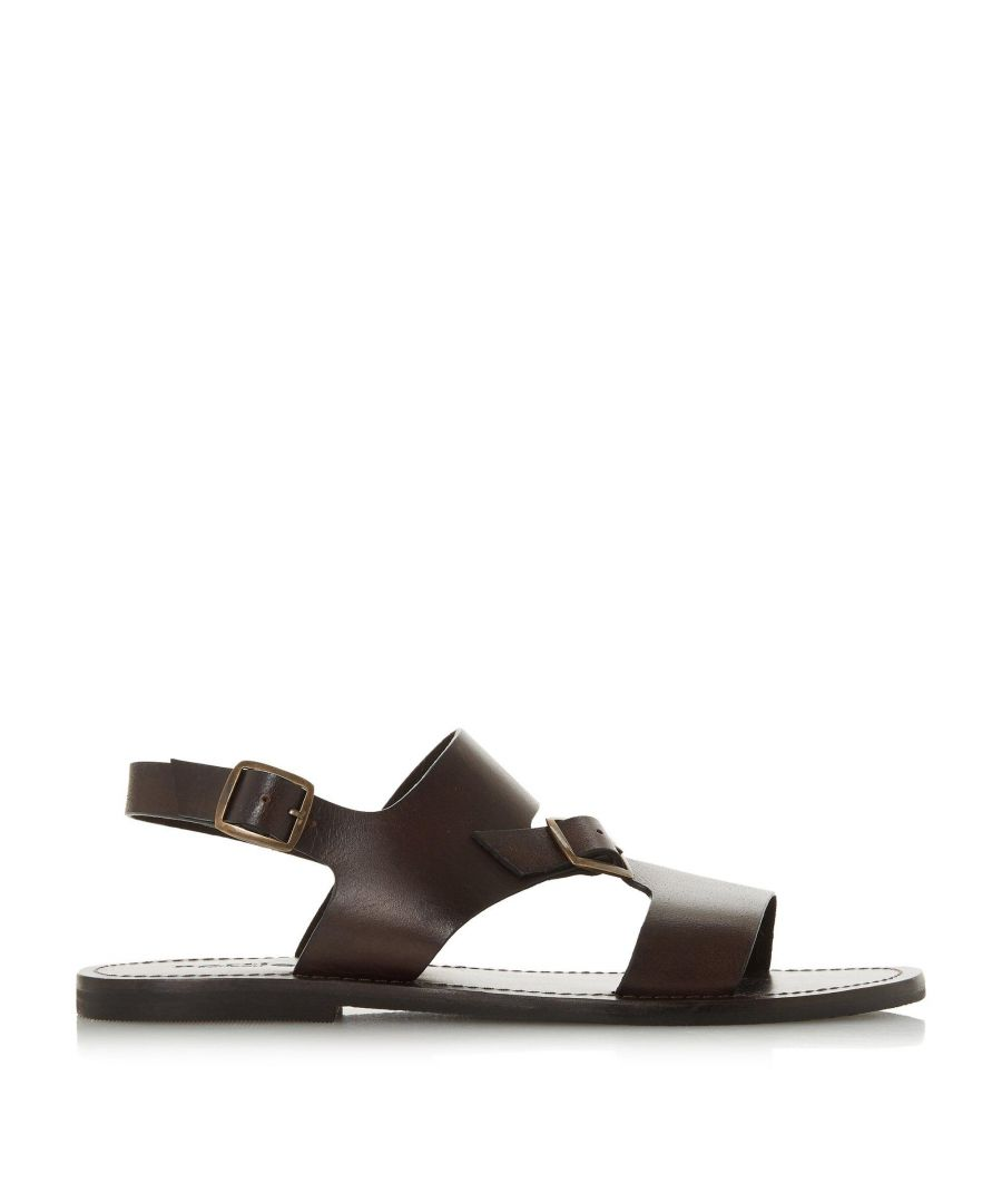 Image for Bertie Mens ISHMEL Z Strap Buckle Sandals