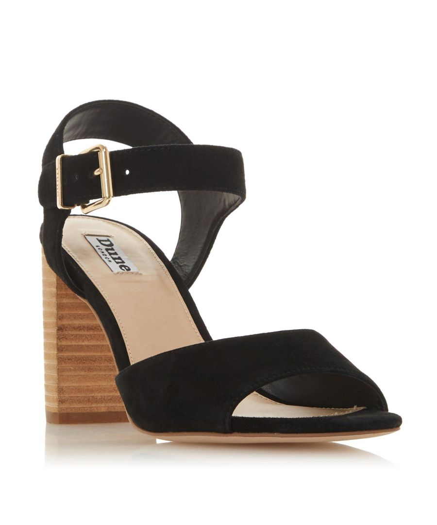Image for Dune Ladies ISOBELA High Block Heel Sandal