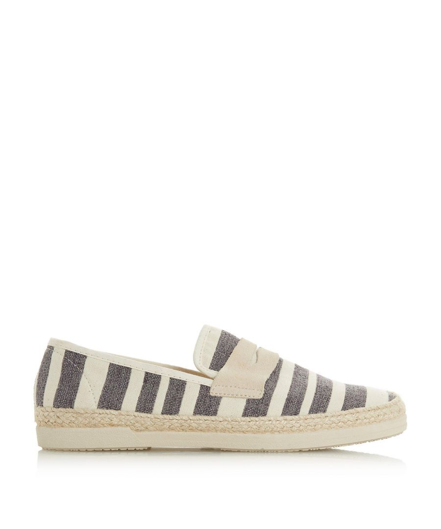 Image for Bertie Mens ISOTOPE Penny Saddle Espadrille