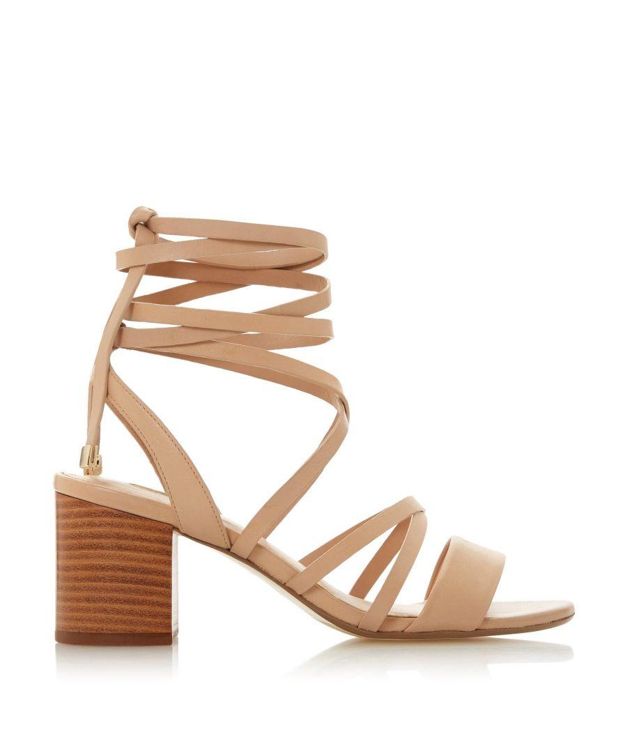 Image for Dune Ladies IVANNI Block Heel strappy Sandals