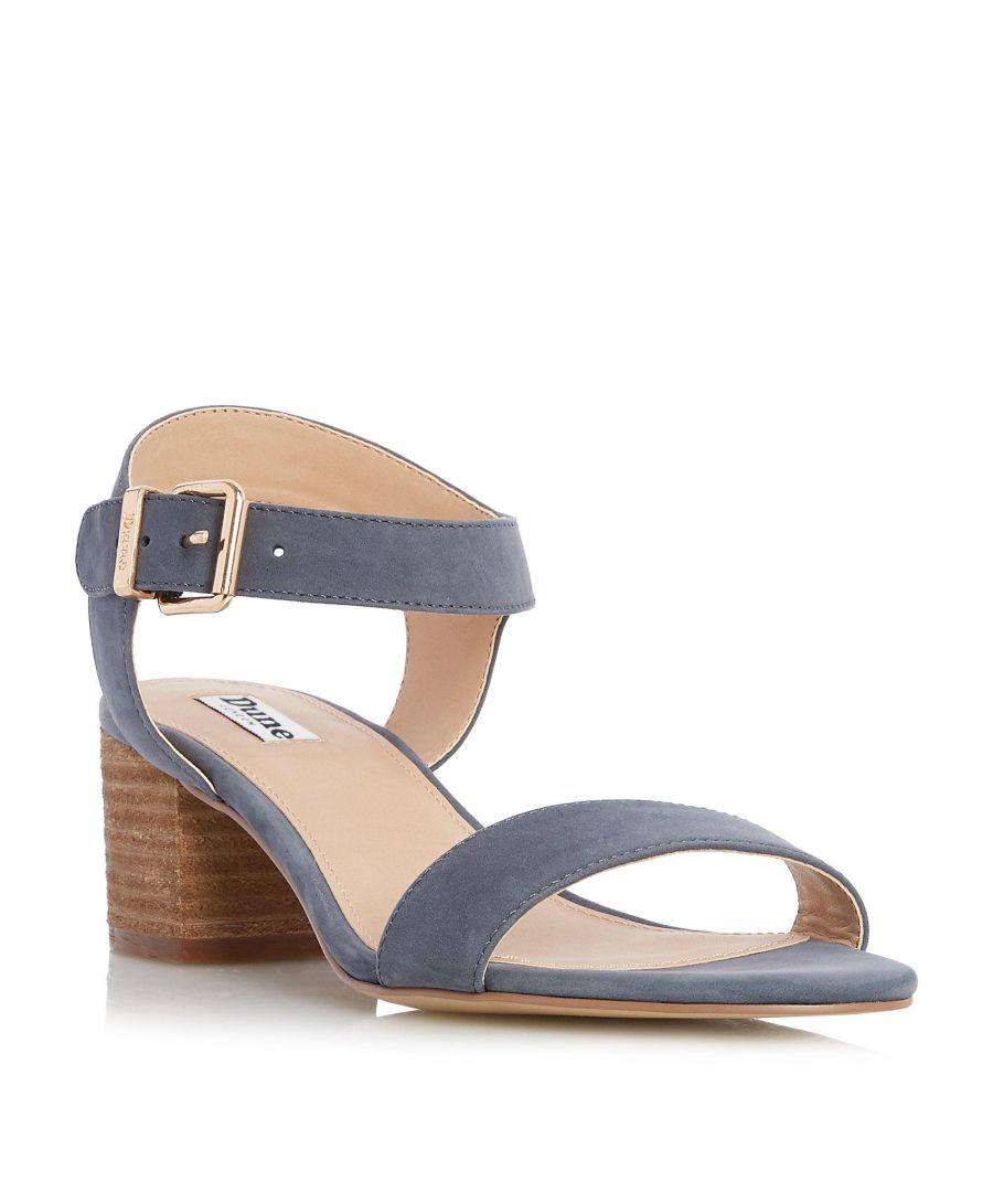 Image for Dune Ladies IZZI Block Heel Strappy Sandal