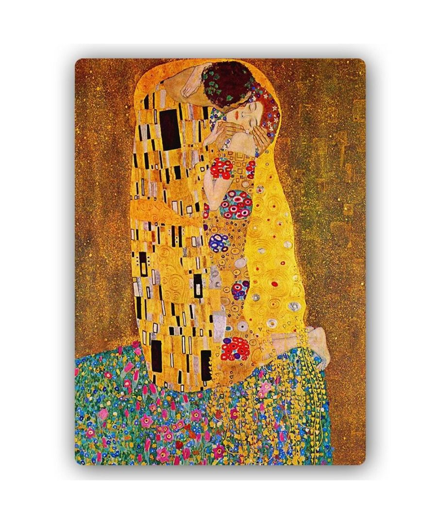 Image for Metal Print - The Kiss - Gustav Klimt