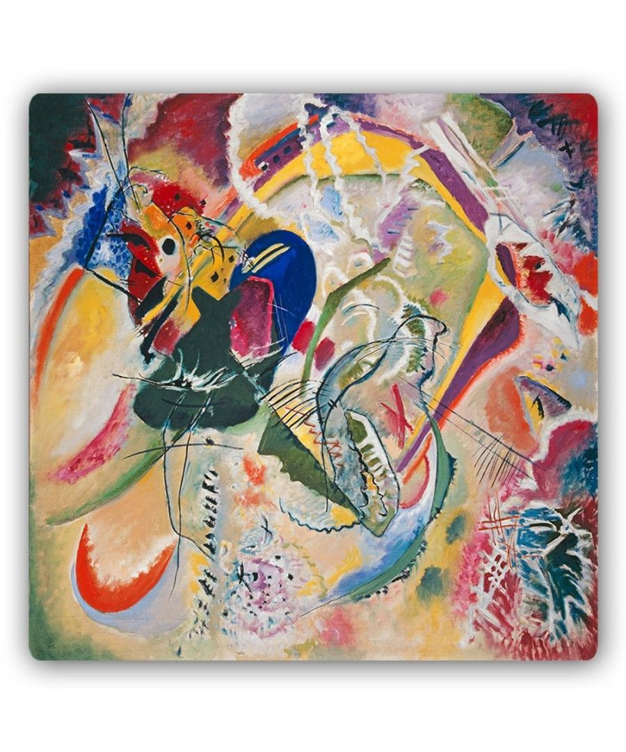 Image for Metal Print - Improvisation 35 - Wassily Kandinsky