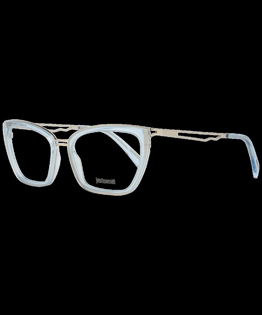 Image for Just Cavalli Optical Frame JC0858 084 52 Women Blue