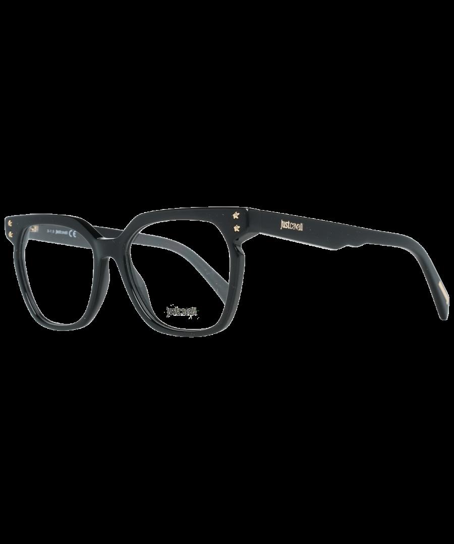 Image for Just Cavalli Optical Frame JC0873 001 52 Women Black
