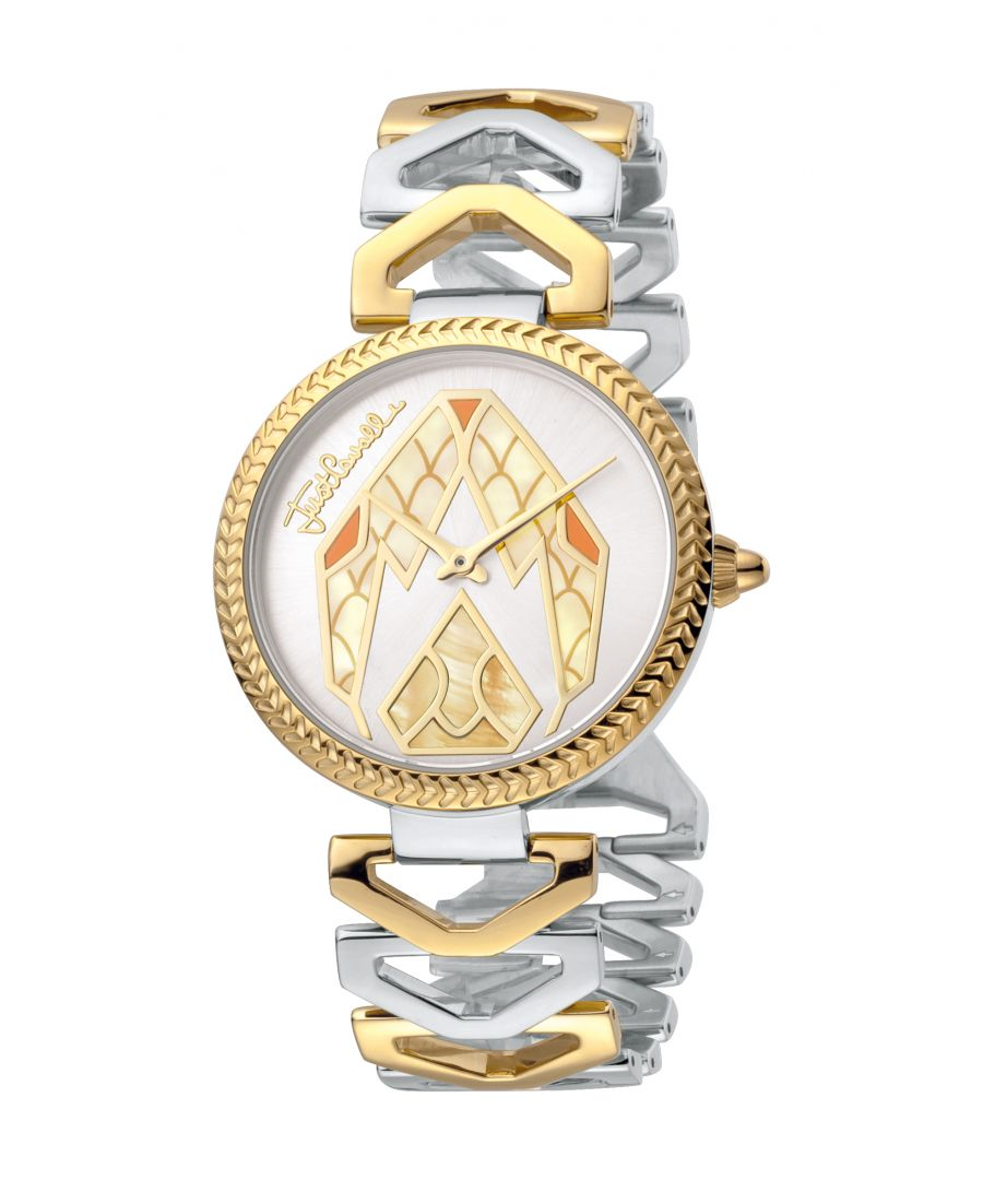 Image for Just Cavalli Women's Magnifica Silver Dial Watch - JC1L045M0095
