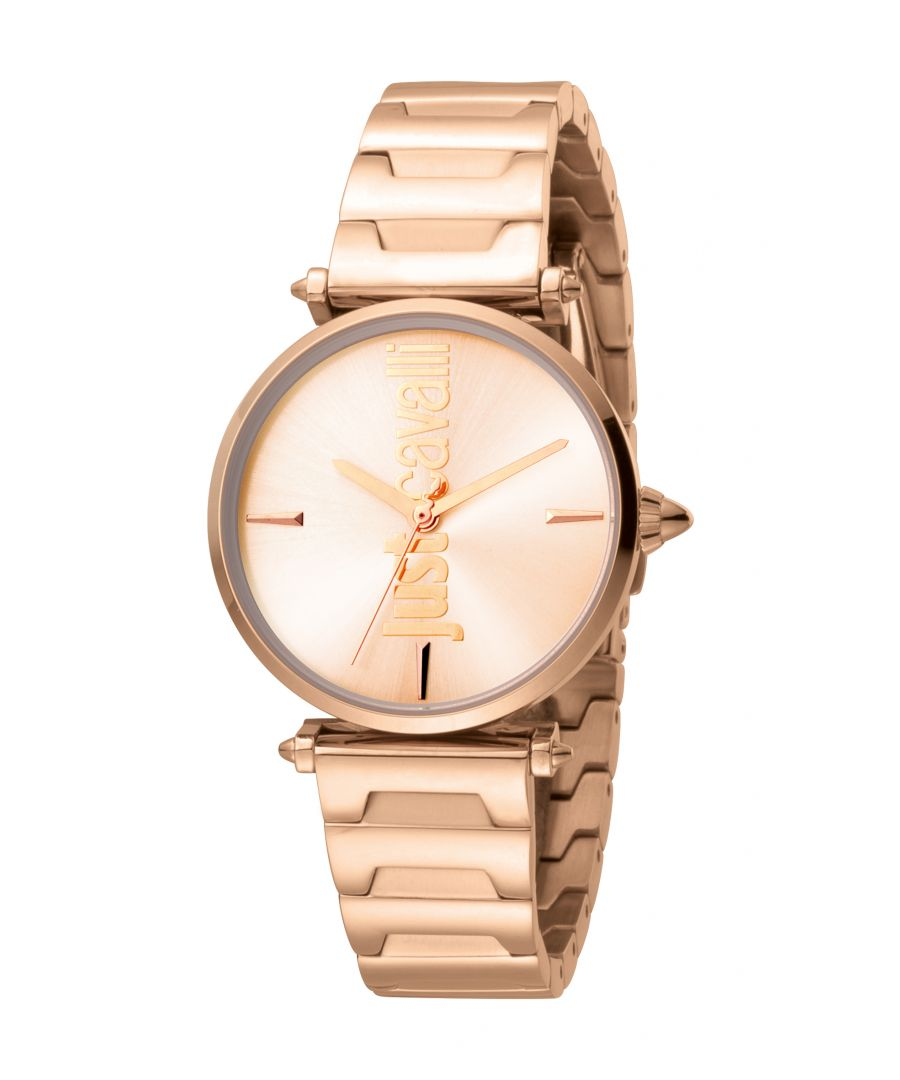 Image for Just Cavalli Women's Armonia Rose Gold Watch
