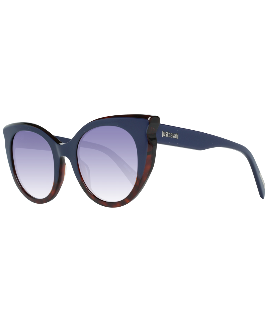 Image for Just Cavalli Sunglasses JC786S 92W 53 Women Blue