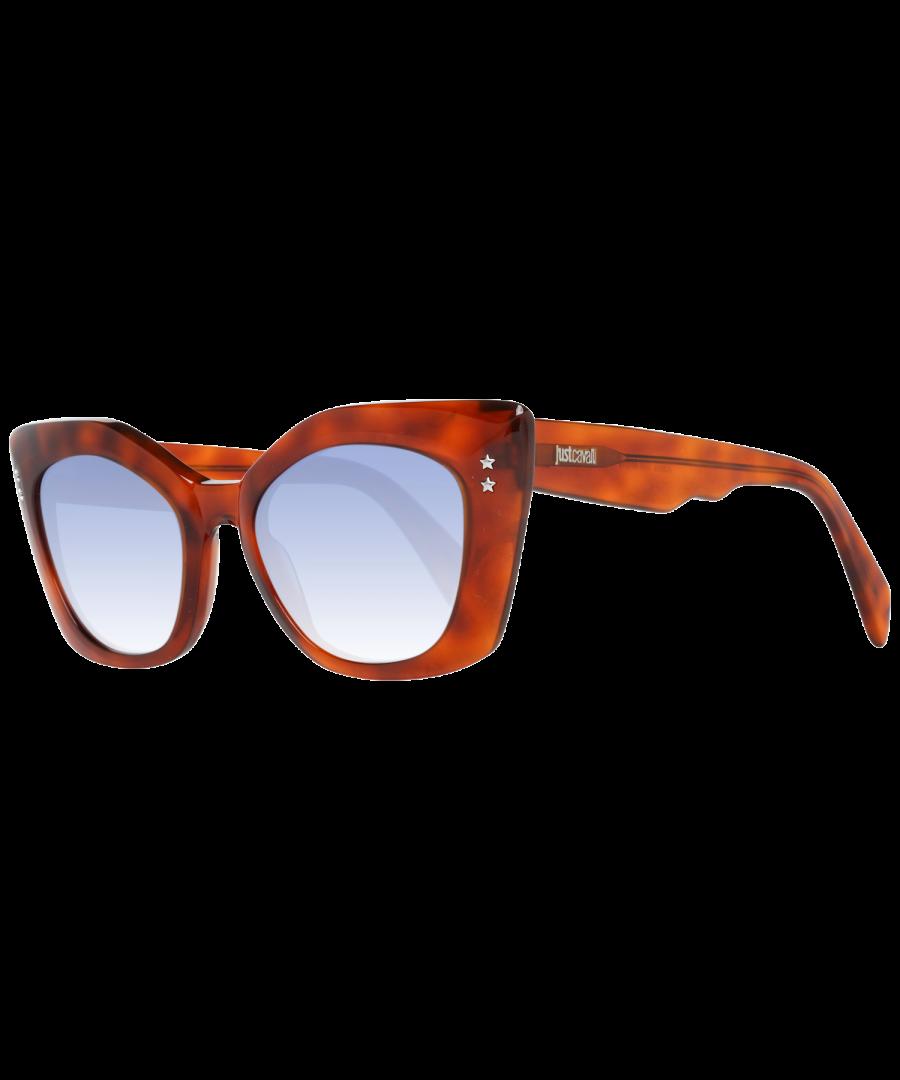 Image for Just Cavalli Sunglasses JC820S 54W 50 Women Brown