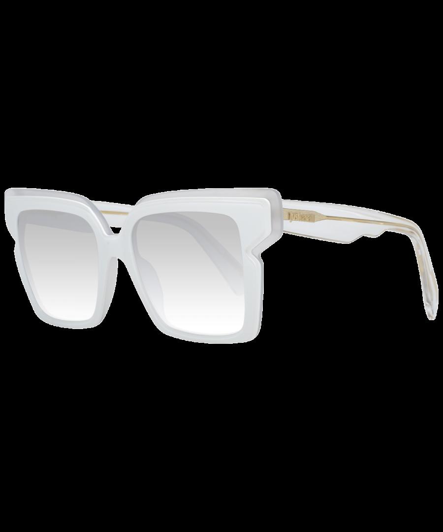 Image for Just Cavalli Sunglasses JC823S 24W 51 Women White