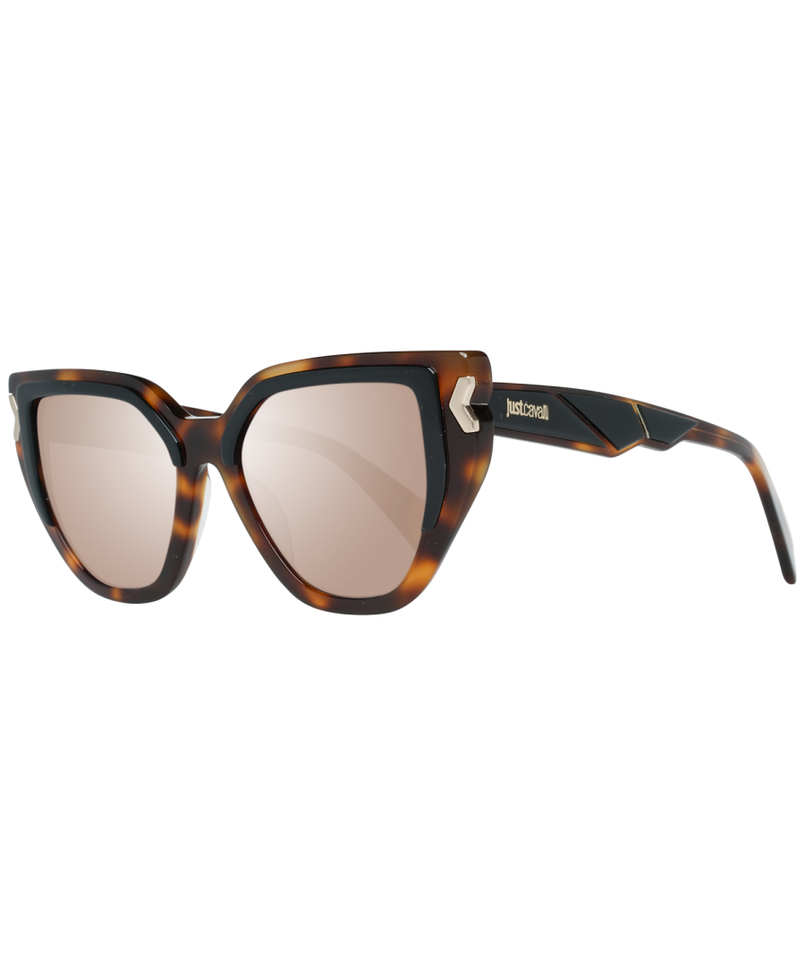 Image for Just Cavalli Sunglasses JC835S 56C 51 Women Brown