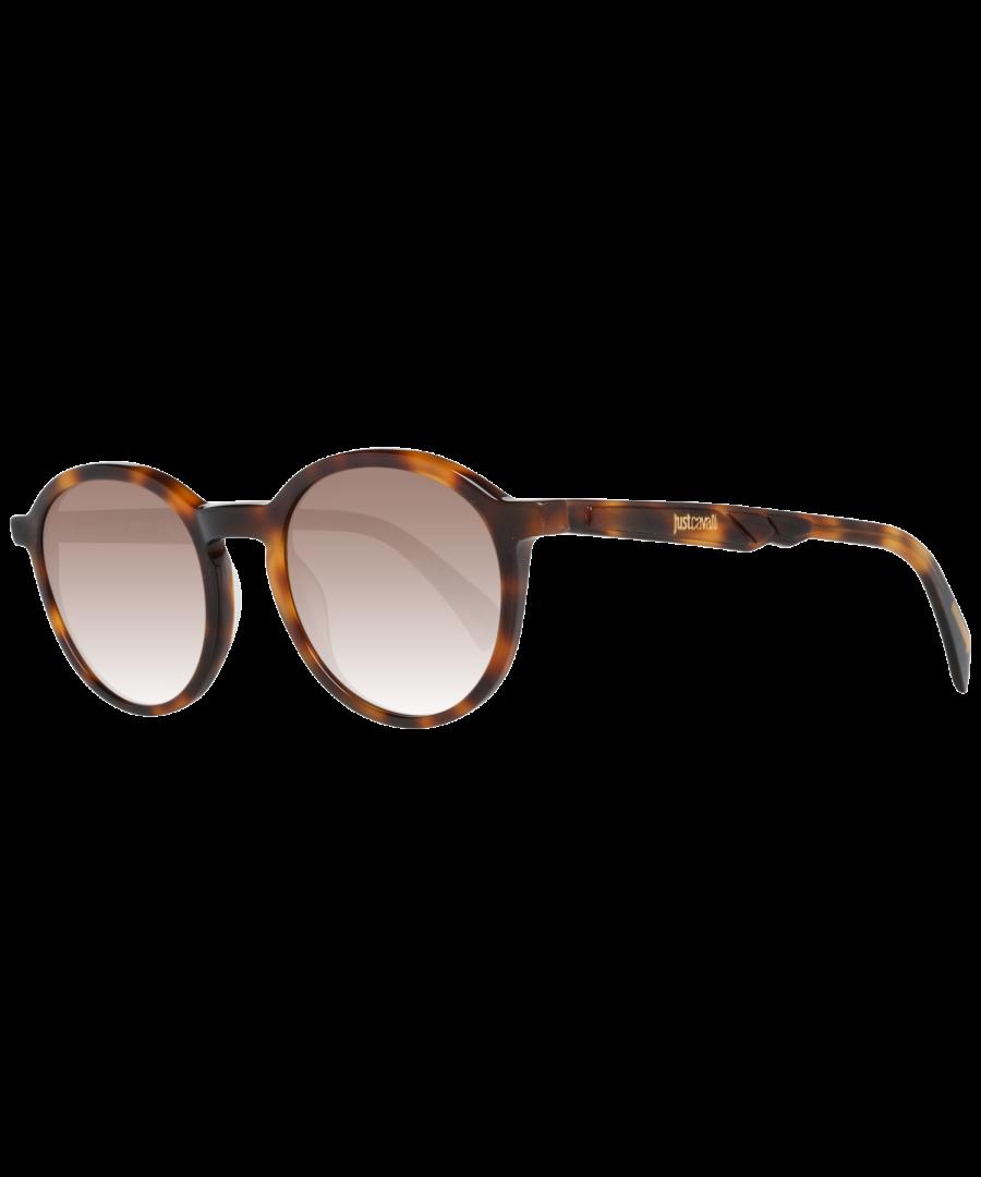 Image for Just Cavalli Sunglasses JC838S 52G 51 Unisex Brown