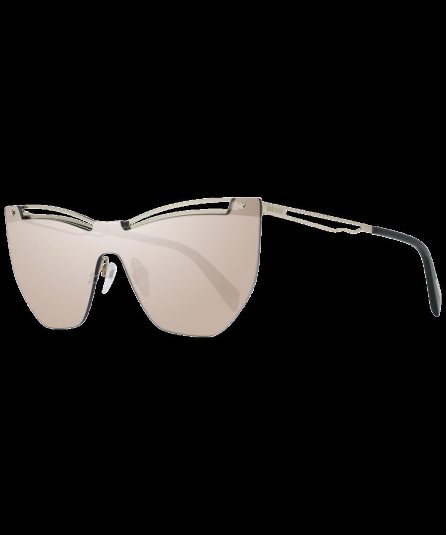 Image for Just Cavalli Sunglasses JC841S 32C 00 Women Gold