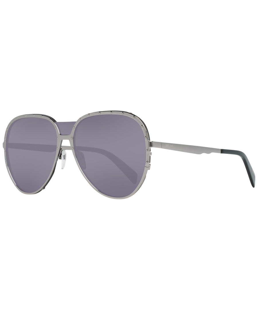 Image for Just Cavalli Sunglasses JC869S 08A 00 Unisex Silver