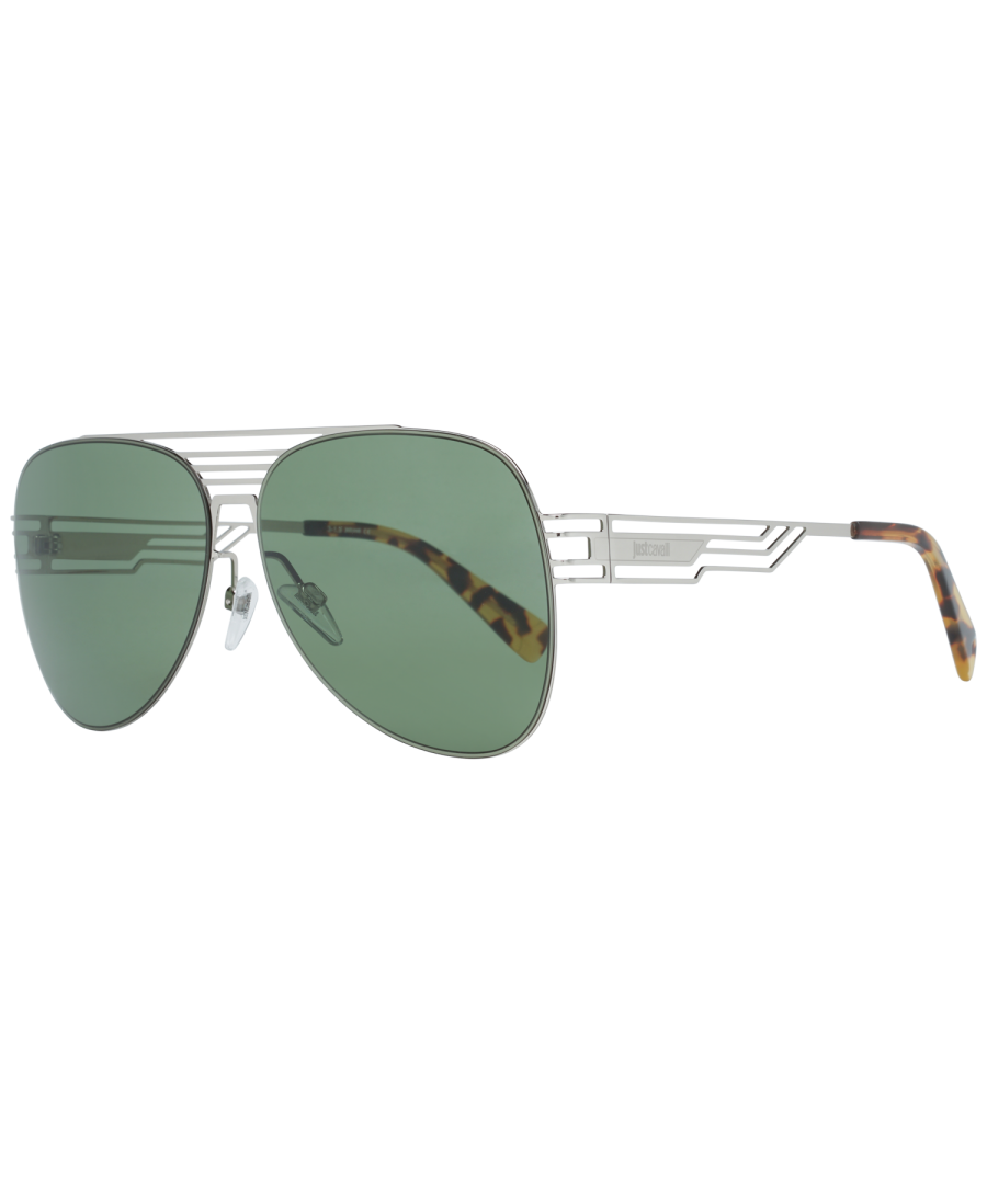 Image for Just Cavalli Sunglasses JC914S 16N 61 Unisex Silver