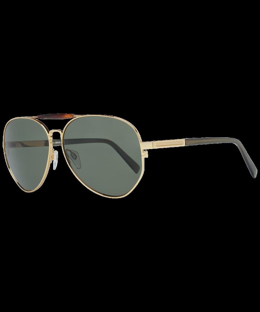 Image for Just Cavalli Sunglasses JC916S 30N 60 Unisex Gold