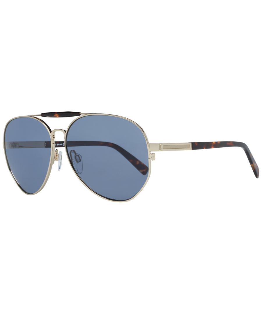 Image for Just Cavalli Sunglasses JC916S 32V 60 Unisex Gold