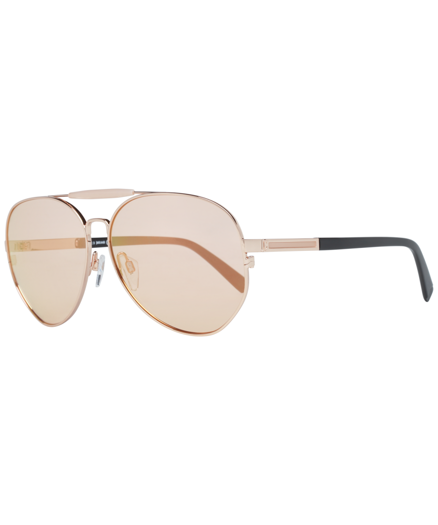 Image for Just Cavalli Sunglasses JC916S 33Z 60 Unisex Gold