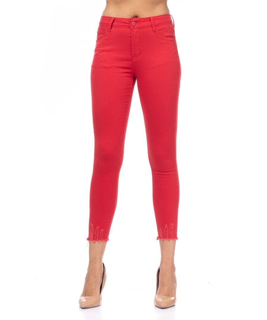 Image for Five Pockets Slim Fit Jeans