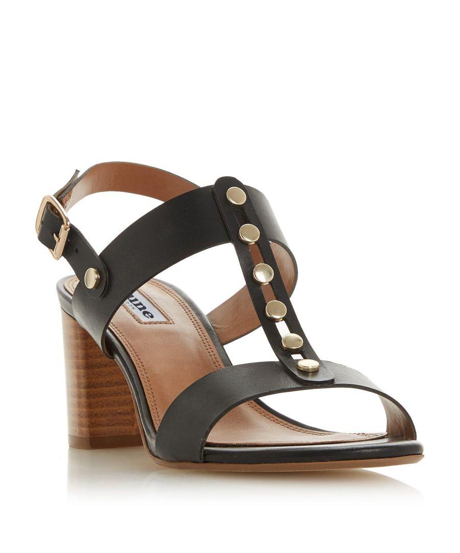 Image for Dune Ladies JERRYS Stud Trim Sandal