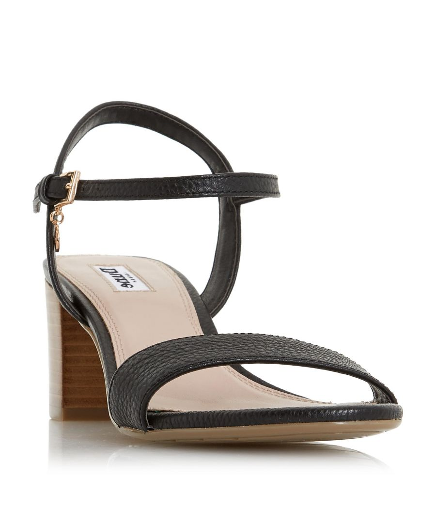Image for Dune Ladies JIGGLE Block Heel Sandal
