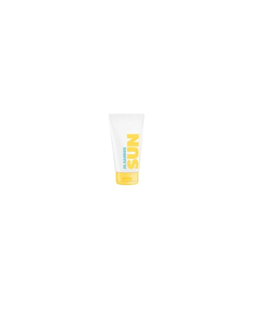 Image for JIL SANDER SUN SUMMER WOMAN SHOWER GEL 150ML