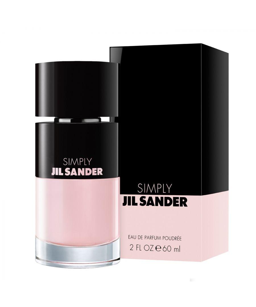 Image for Jill Sanders Simply Poudrée For Women Eau De Parfum Spray 60Ml