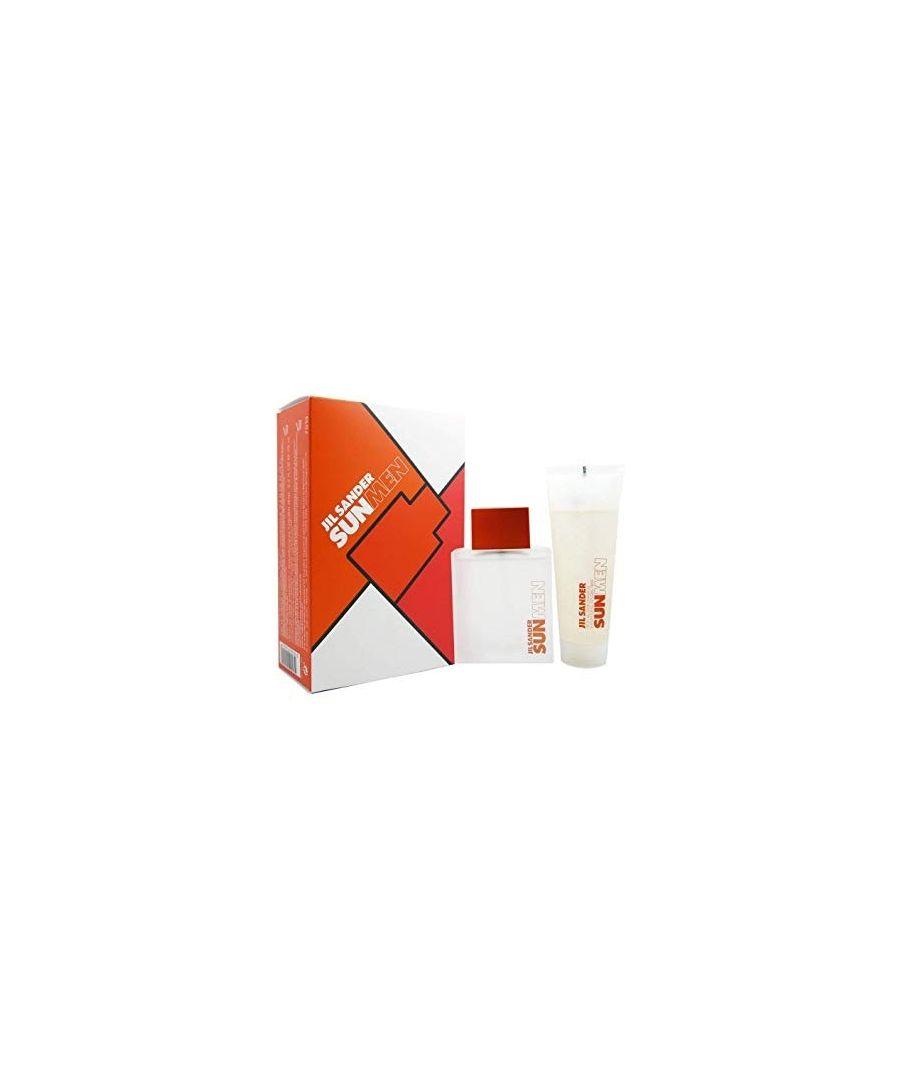 Image for Jill Sanders Sun Gift Set Eau De Toilette 75Ml And Shower Gel 75Ml