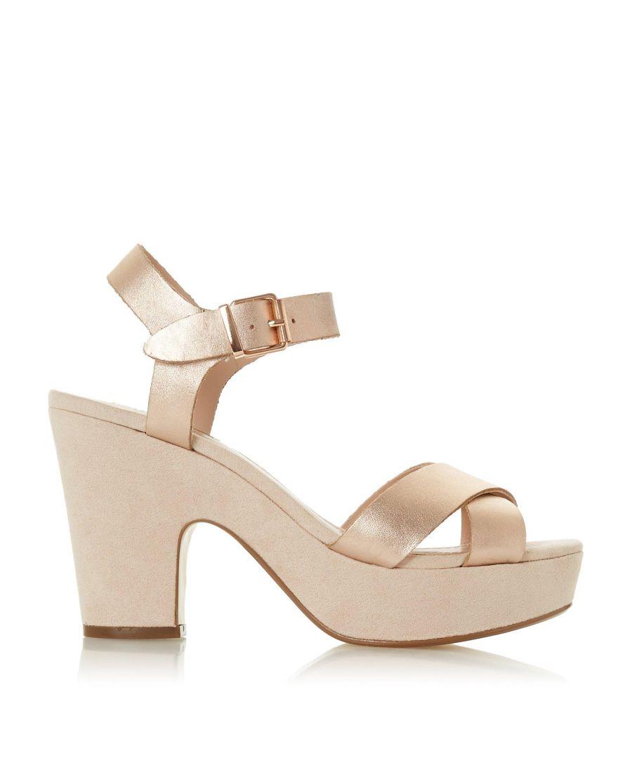 Image for Dune Ladies JIYLA Platform Sandals