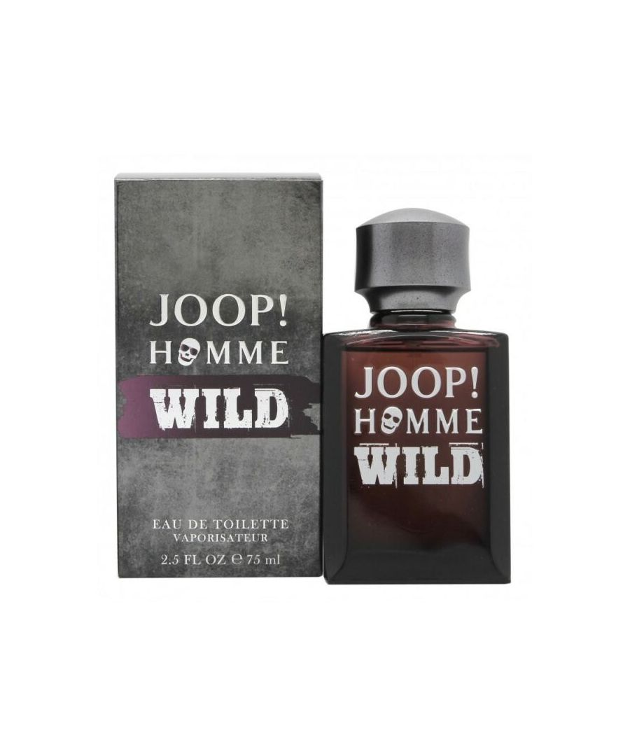Image for Joop! Homme Wild Eau De Toilette Spray 75Ml
