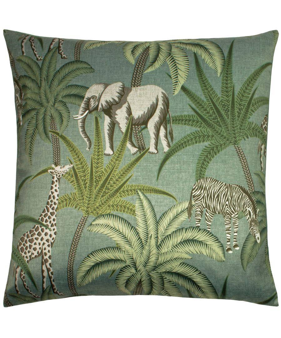 Image for Jungle Parade Cushion