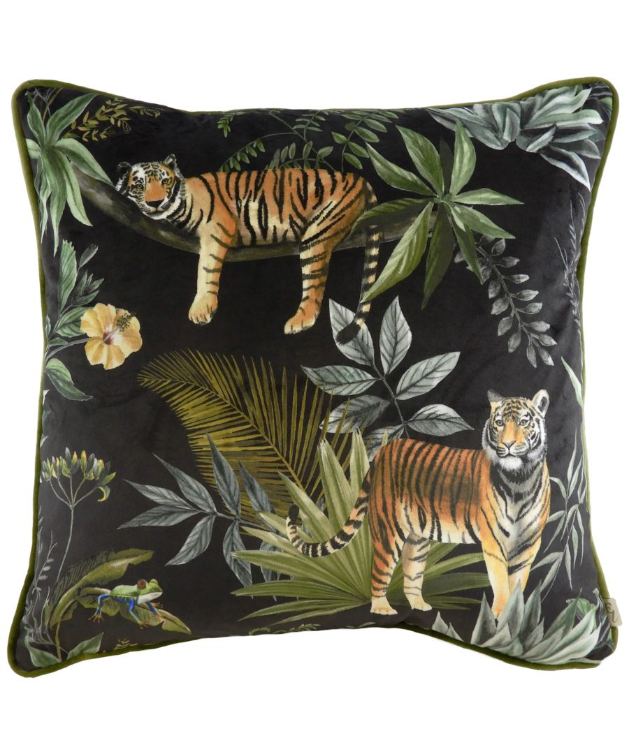 Image for Jungle Tiger Cushion