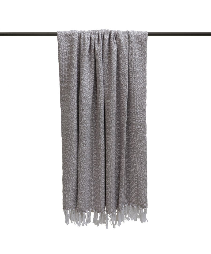 Image for Jewels Throw Grey