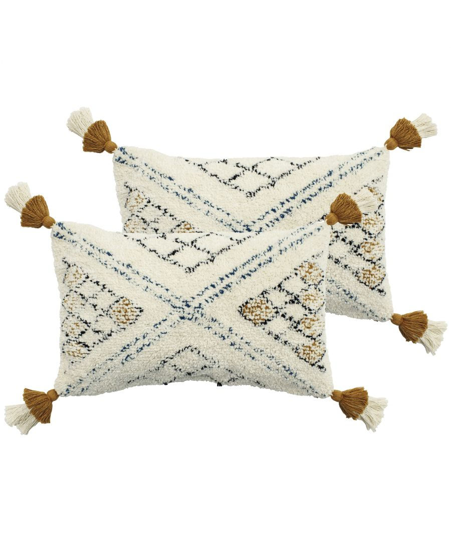 Image for Atlas Cushions (Twin Pack)