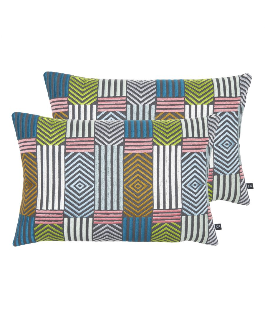 Image for Blake Cushions (Twin Pack)