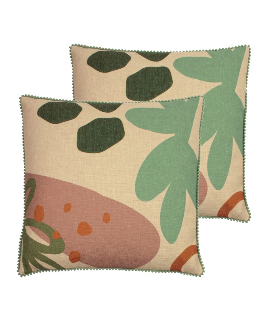 Image for Blume Cushions (Twin Pack)