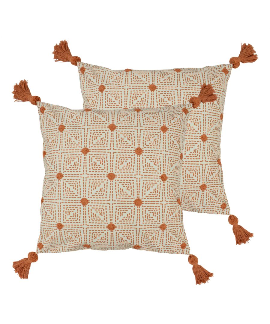 Image for Chia Cushions (Twin Pack)