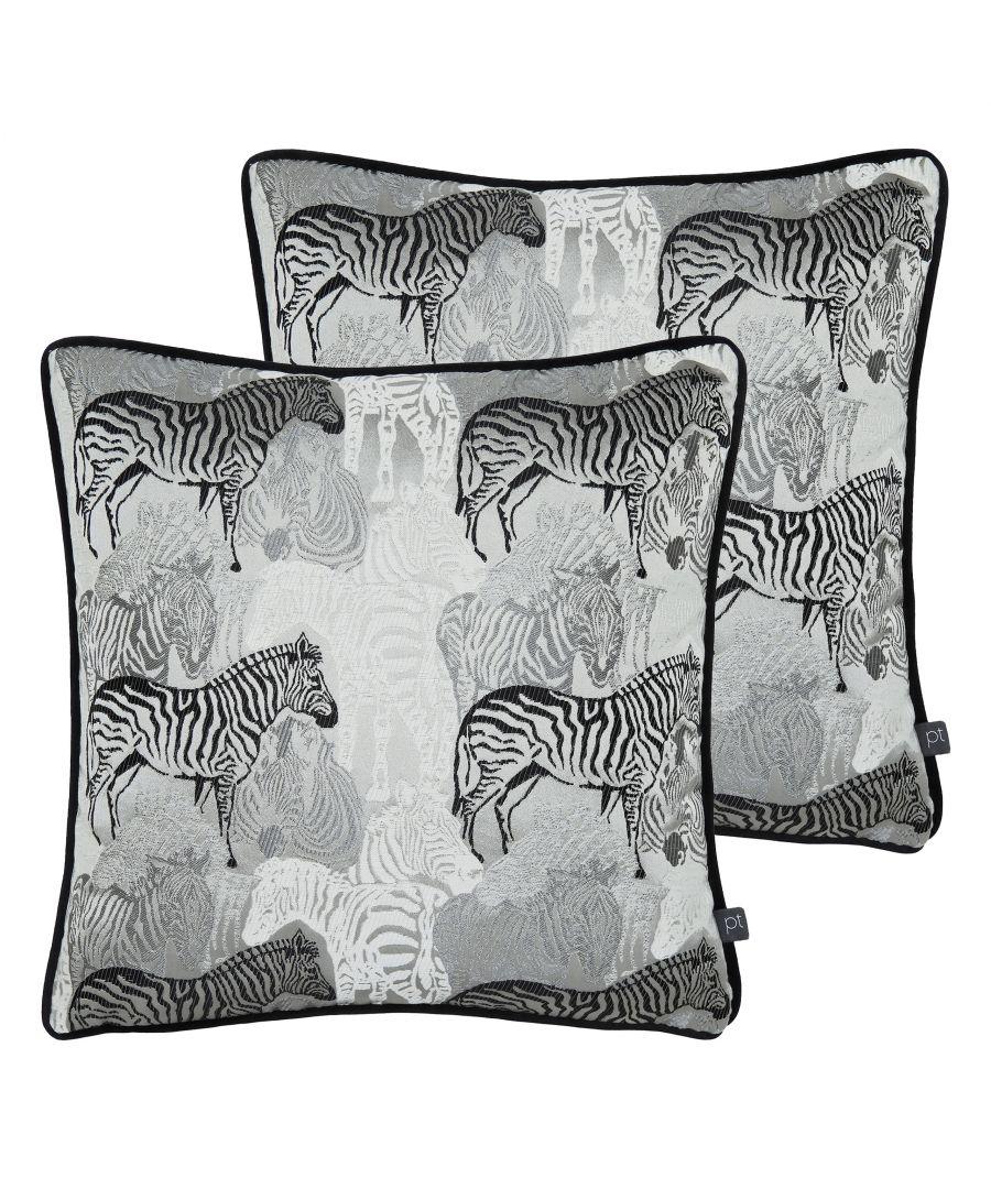 Image for Damara Cushions (Twin Pack)