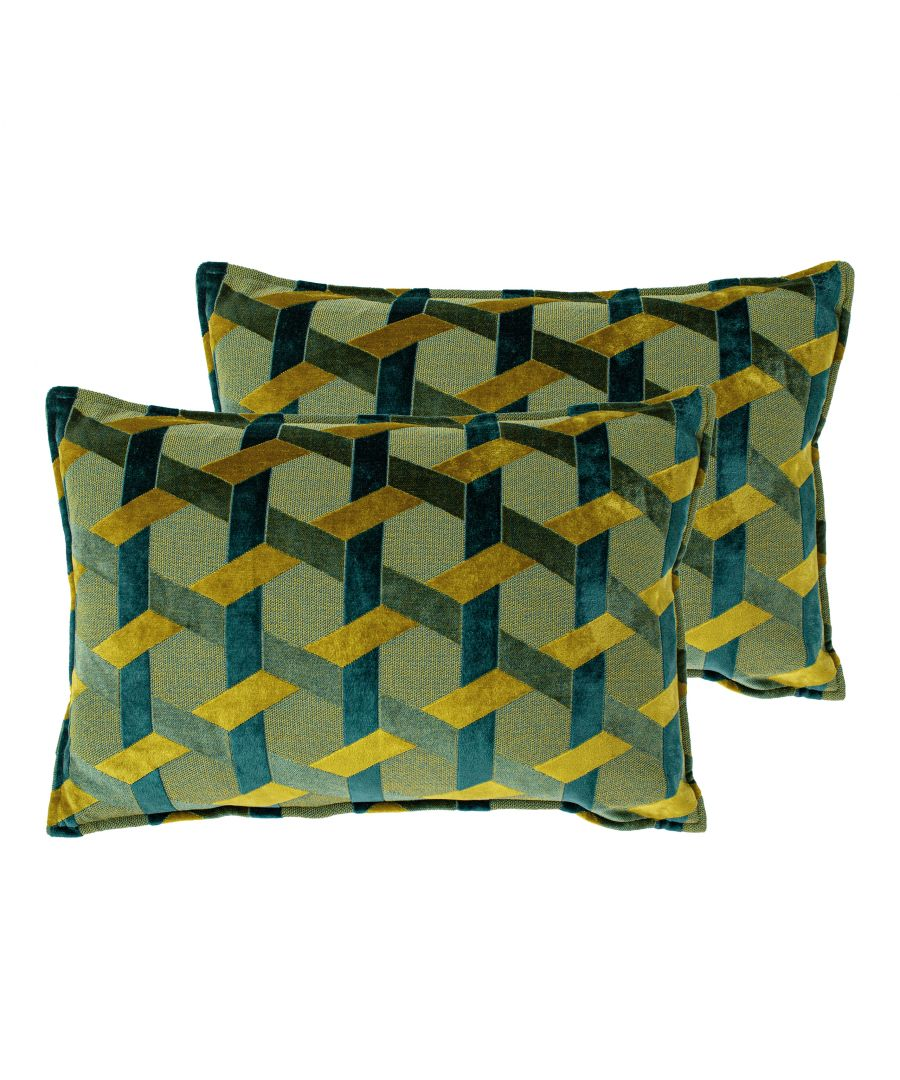 Image for Delano Cushions (Twin Pack)