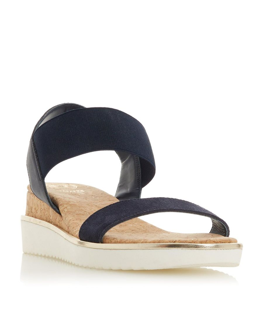 Image for Dune Ladies KALIPPO Slingback Wedge Heel Sandal