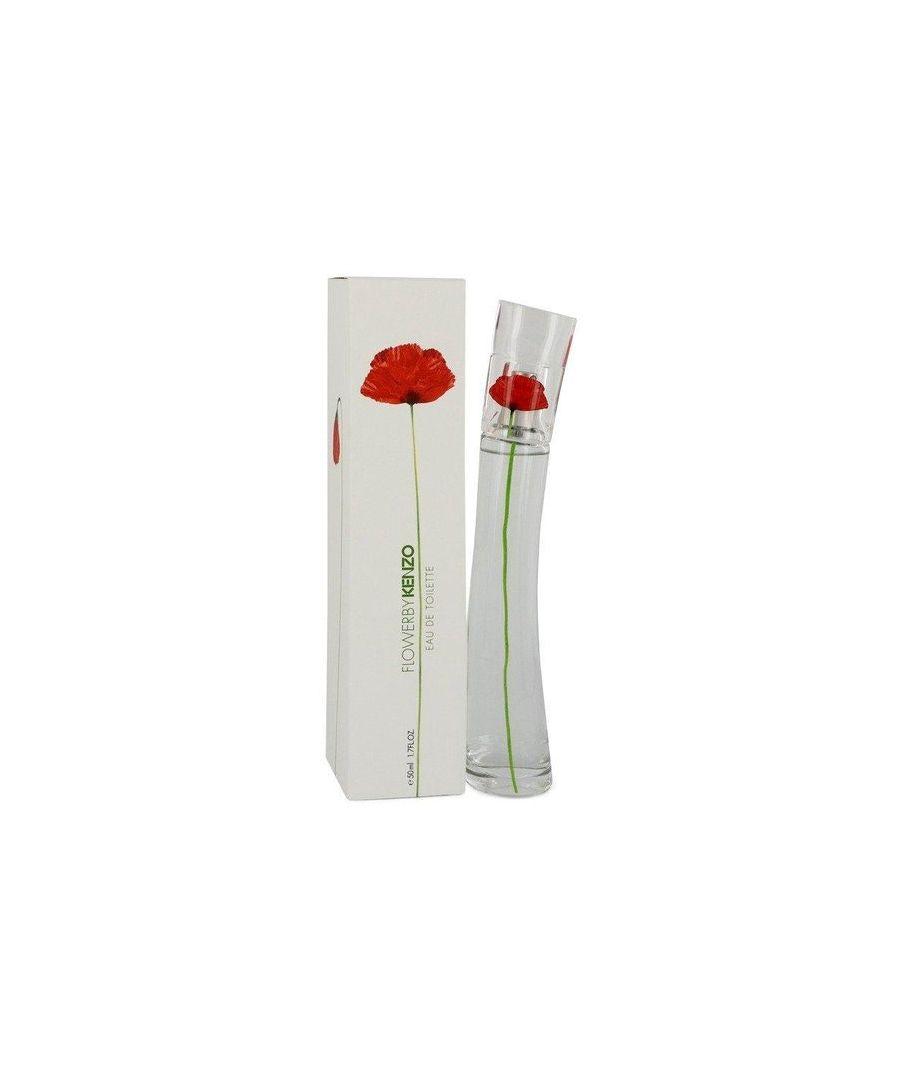 Image for Kenzo Flower Eau De Toilette Spray 50Ml