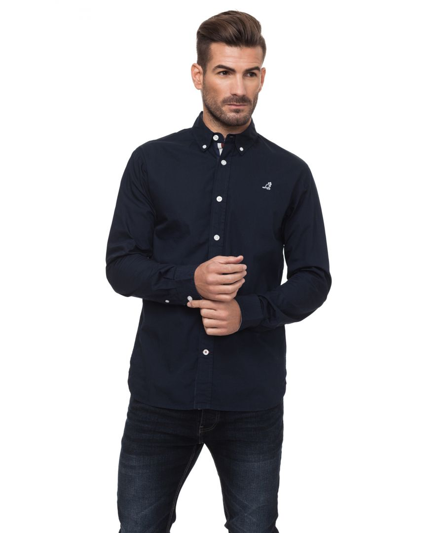 Image for Poplin Long Sleeve Shirt