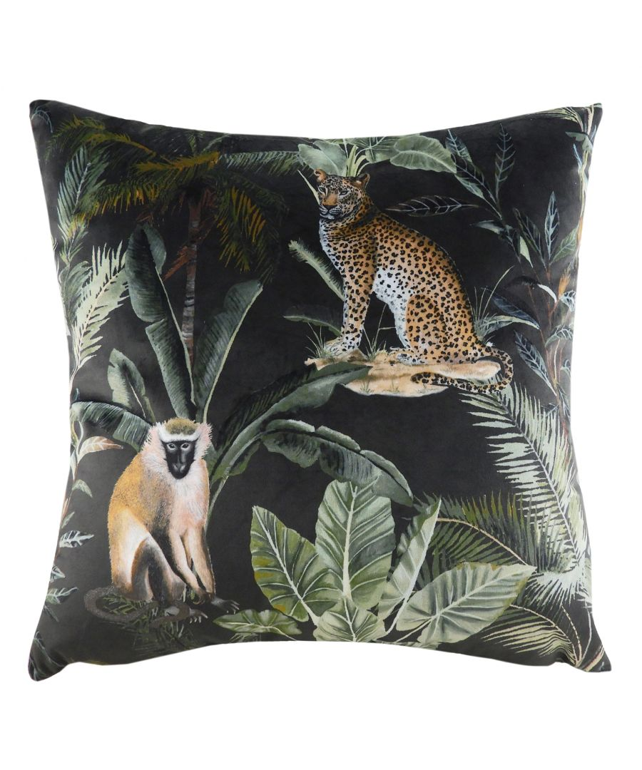 Image for Kibale Animals Cushion