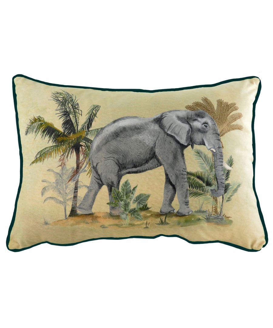 Image for Kibale Elephant Cushion