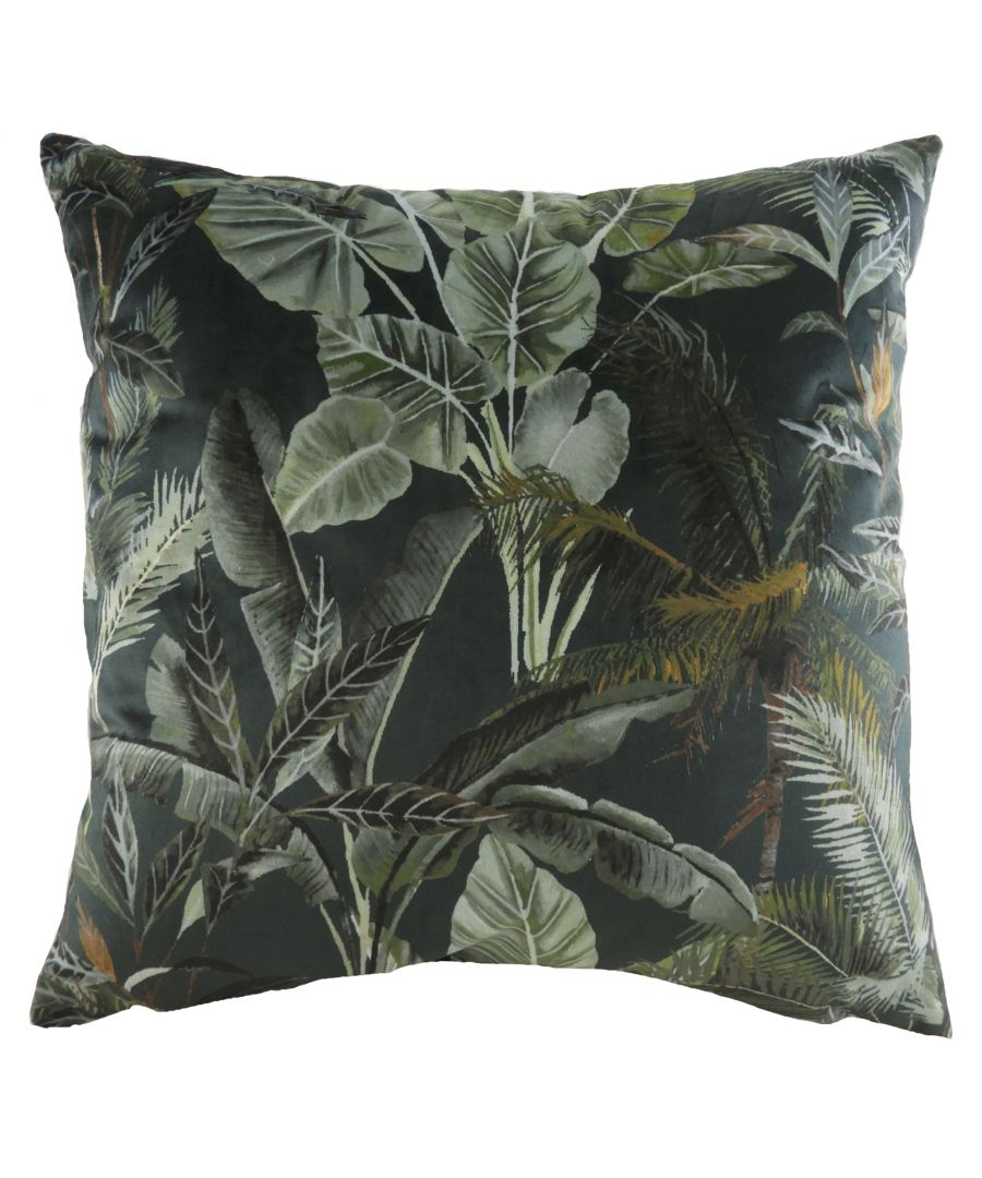 Image for Kibale Leaves Cushion