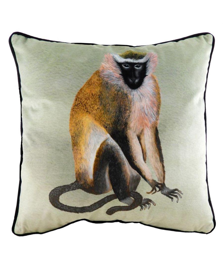 Image for Kibale Monkey Cushion