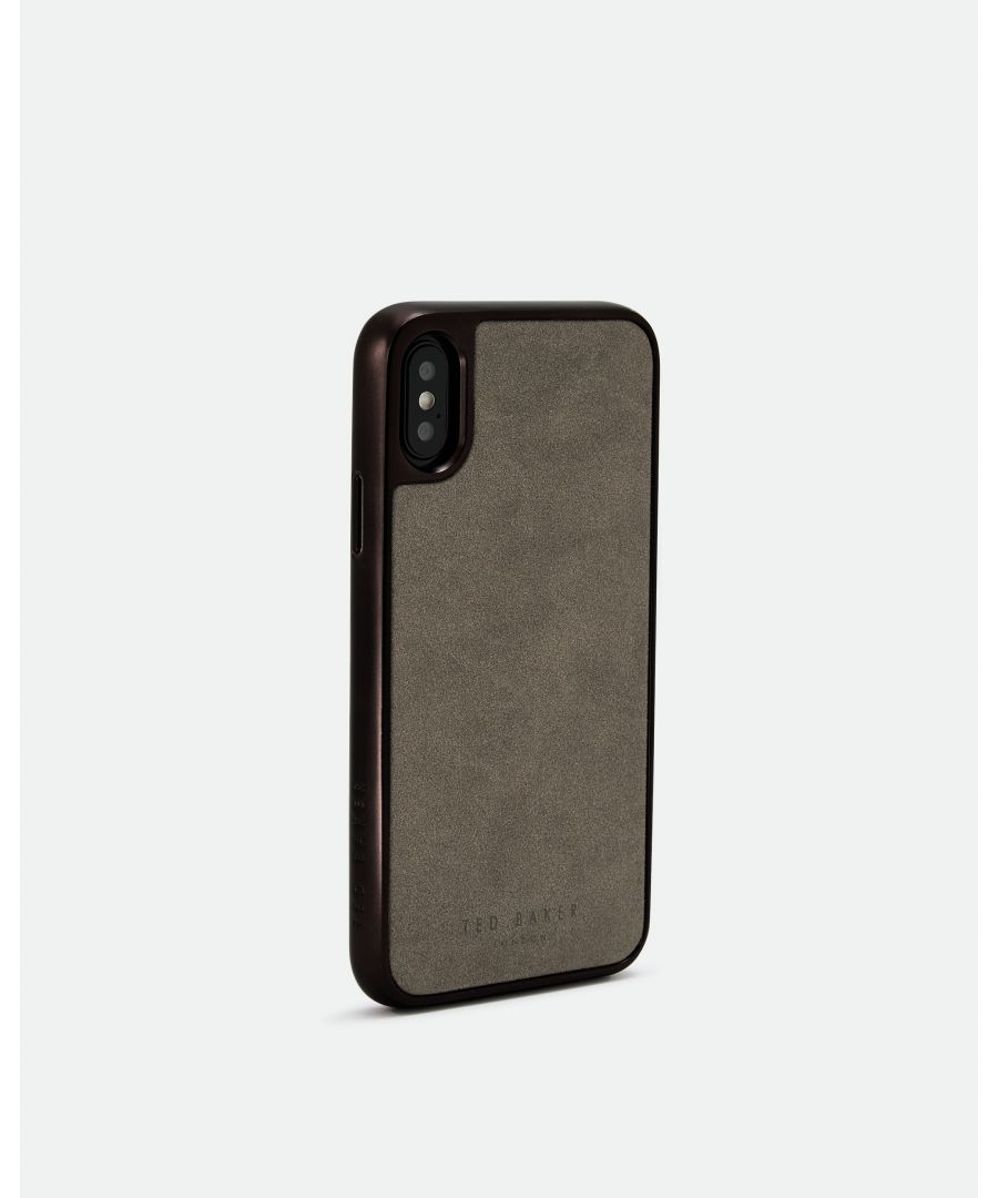 Image for Ted Baker Kingger Iphone Xs Max Case, Chocolate