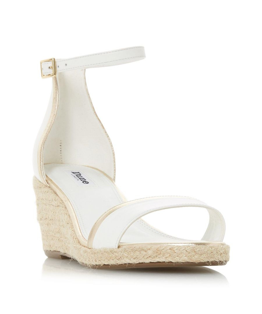 Image for Dune Ladies KLARICE Espadrille Mid-Wedge Sandal